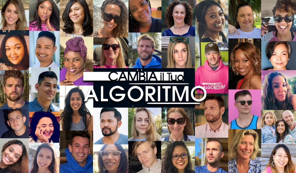 cambia il tu algoritmo